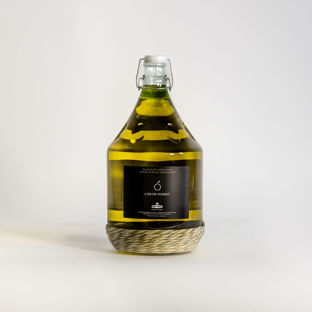 5 L- vidrio -Or-de-Ponent-aove-aceite-oliva-virgen-extra-garrigues-denominacion-origen-02-1