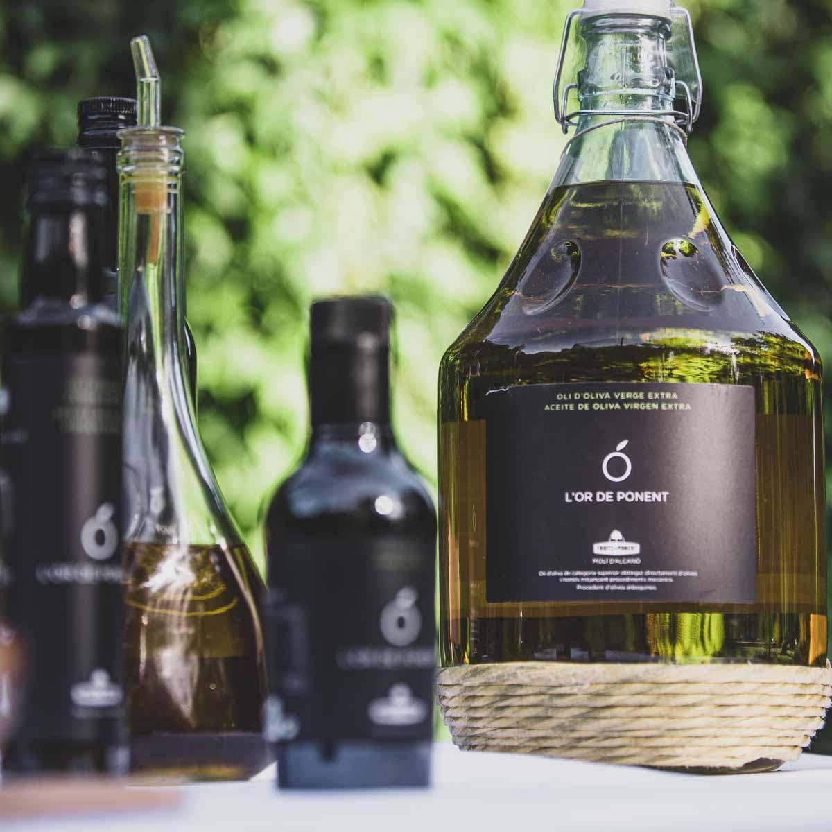 5 L- vidrio -Or-de-Ponent-aove-aceite-oliva-virgen-extra-garrigues-denominacion-origen-02-2