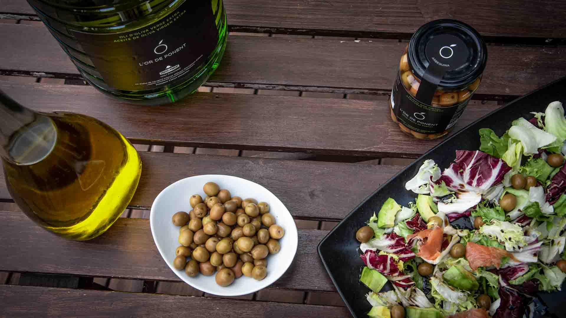 olives arbequines l'Or de Ponent