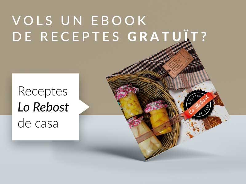 Ebook -receptes Lo Rebost